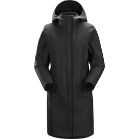 Arc'teryx W's Embra Coat Black Heather